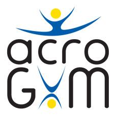 logo acro gym