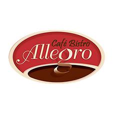 logo allegro cafe bistro