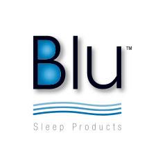 logo blu sleep products