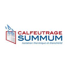 logo calfeutrage summum