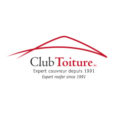 logo club toiture