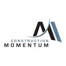 logo construction momentum
