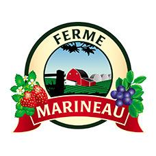 logo ferme marineau