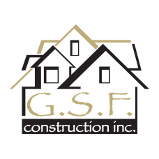 logo gsf construction inc