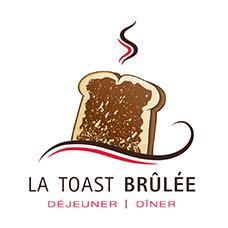 logo la toast brulee