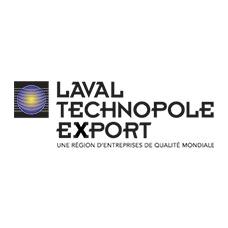 logo laval technopole export