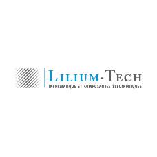 logo lilium tech