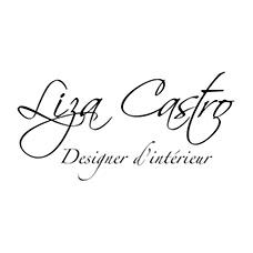 logo liza castro designer interieur