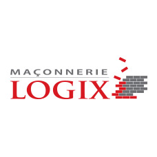 logo maconnerie logix