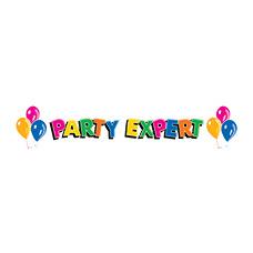 logo party expert