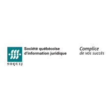 logo societe quebecoise d information juridique soquij