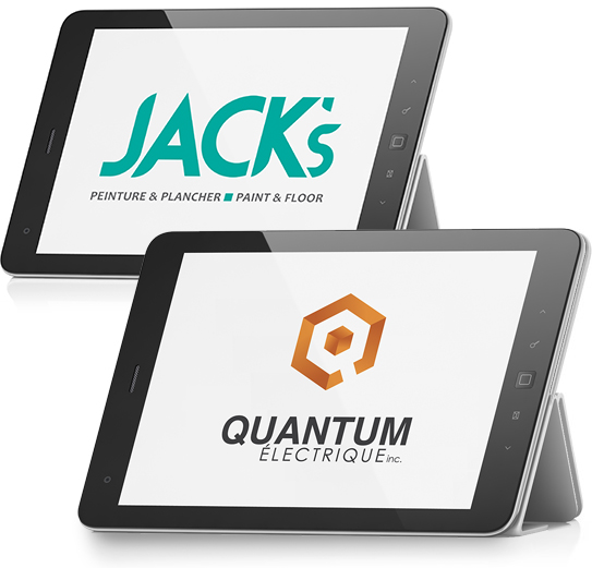 Design de logo et image de marque